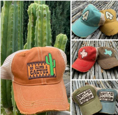 Red Barn Ranch Caps