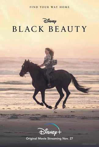 The Black Beauty Film Poster