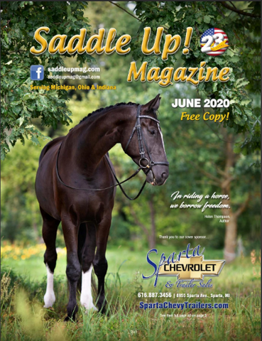 Saddle UP! Magazine