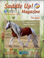 Saddle Up May Magazine