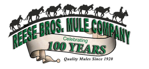 Reese Bros. Mule Company Logo