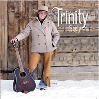 CD Cover Trinity Seely by Trinity Seely