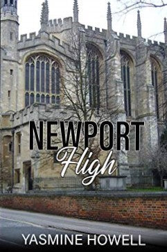 Book Cover Newport High: Fake Is The New Thing