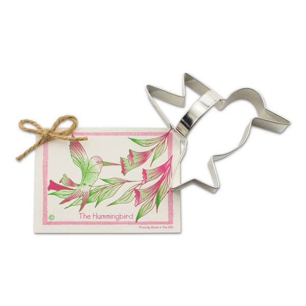 Ann Clark Cookie Cutter Hummingbird #1501045