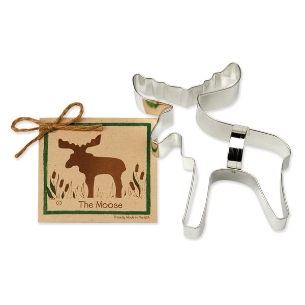 Ann Clark Cookie Cutter Moose #1501051