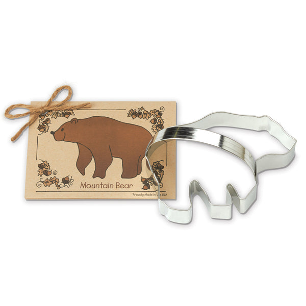 Ann Clark Cookie Cutter Mountain Bear #1501052