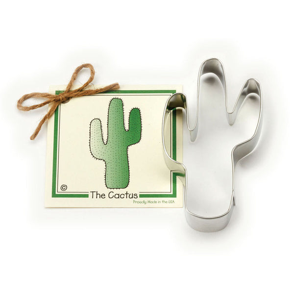Ann Clark Cookie Cutter Cactus with Recipe Card