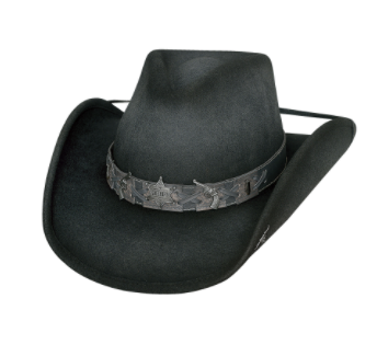 Bullhide Hats Best Shot Grey #500444B