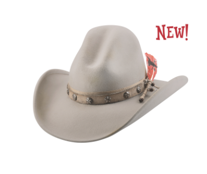 Bullhide Hats Burn Breeze #500370