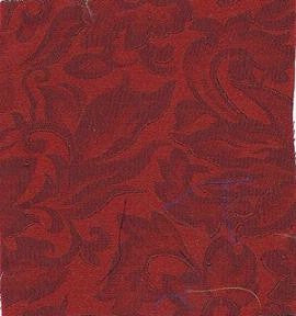 Rockmount Ranch Wear Scarf Solid Silk Jacquard Red