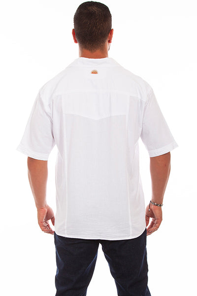 Farthest Point Collection Short Sleeves Trac Shirt White Front