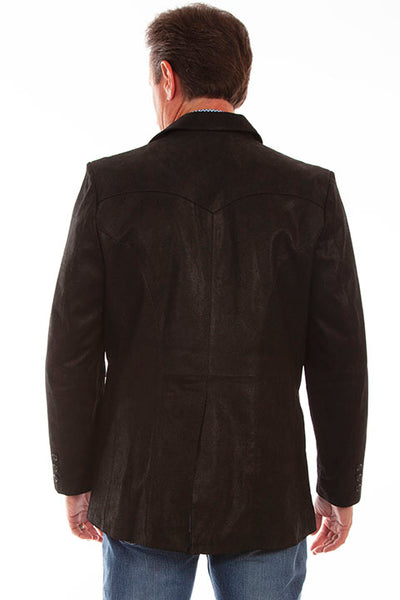 Scully Men's Leather Sportcoat #602-250 Front