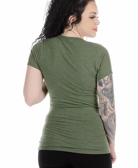 Liberty Wear Army Green Flag Lincoln #117131