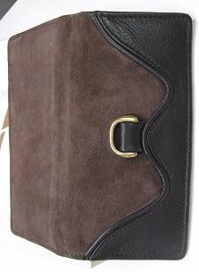 Scully Leather Clutch  #719799