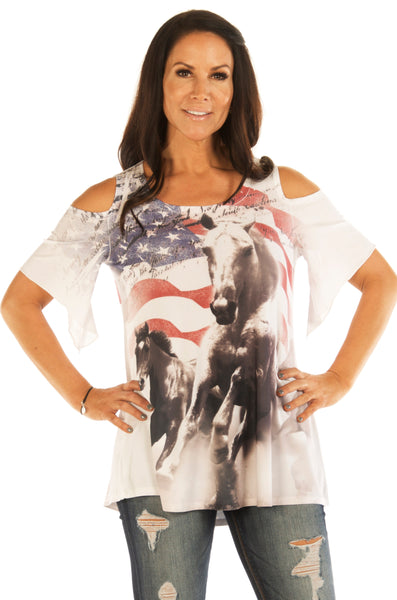 9a5d04bf076dc2 Liberty Wear Tops Tagged