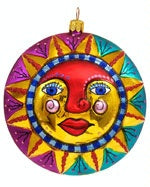 Artistry of Poland Sun and Moon Ornament