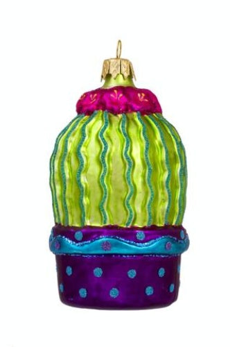 Artistry of Poland Glass Ornament Southwest Desert Collection
