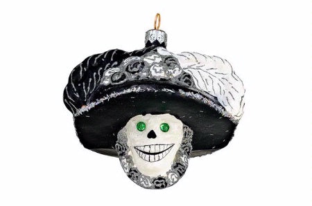 Artistry of Poland Day of the Dead Katrina Ornament