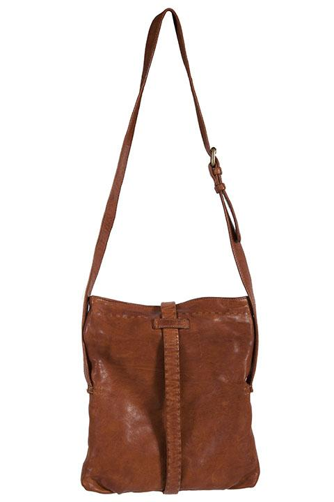 Soft Crossbody Shoulder Bag Back