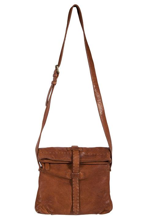 Soft Crossbody Shoulder Bag Front
