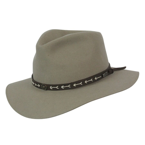 Conner Handmade Hats Mt. Warning Boho Putty #121078P