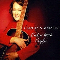 CD Cover Carolyn Martin: Cookin' With Carolyn