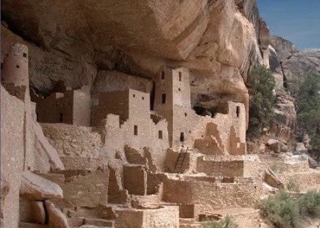 In The Lens Photography: Cliff Palace, Mesa Verde, CO, Color