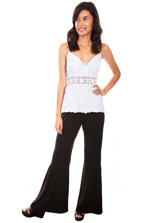 Scully Ladies' Honey Creek Bell Extra Wide Bell Bottom Pant S-XL
