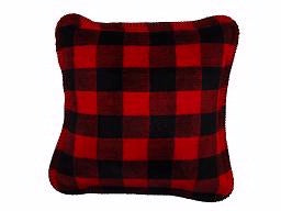 Denali Blankets Collection: Buffalo Large Check Red