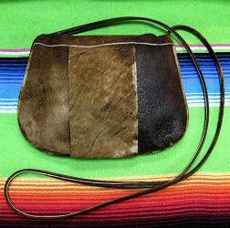Kippys Large Belt Pouch Crossbody Bag with Horses Back