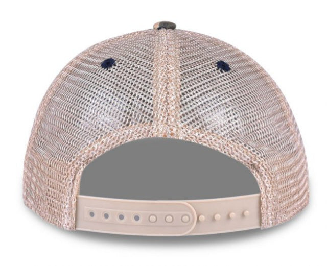 Barrel Racer Blue Ball Cap Mesh Back #270692