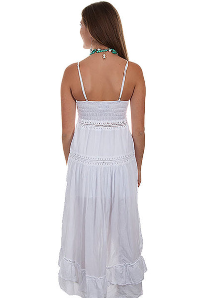Women's Cantina Collection Dress: Empire Style with Spaghetti Straps