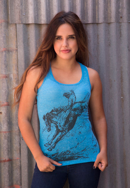 Original Cowgirl Clothing Ridem' Cowboy Tank