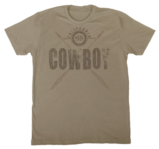 M&P Speed Shop T-Shirt California Cowboy