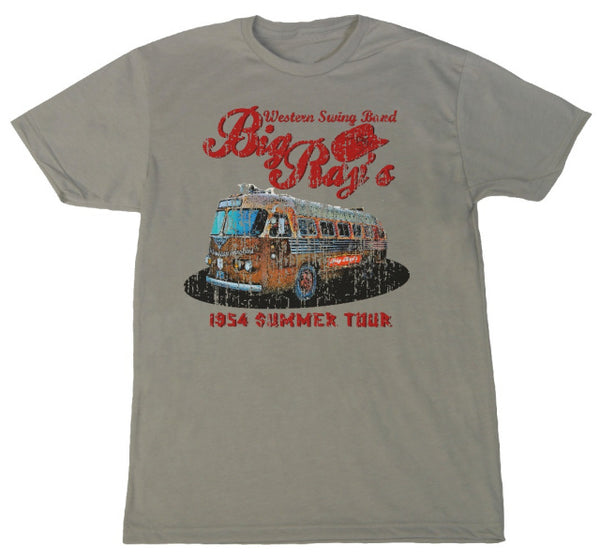 M& P Speed Shop T-Shirt Big Ray's Swing Band