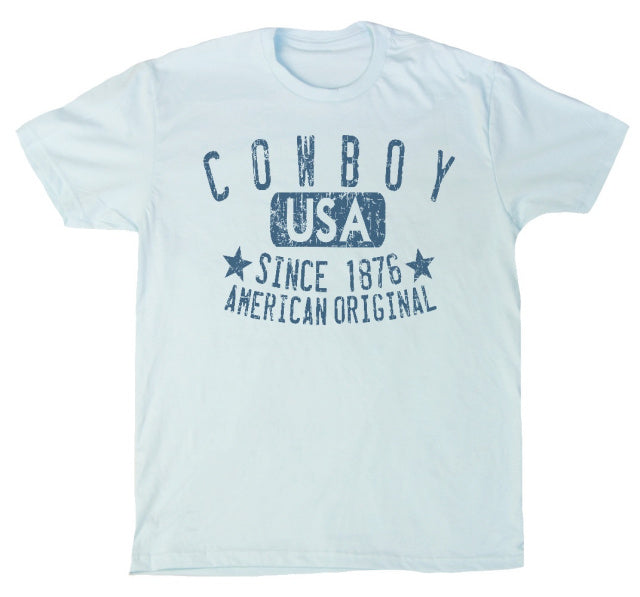 M&P Speed Shop T-Shirt Cowboy USA Since 1876