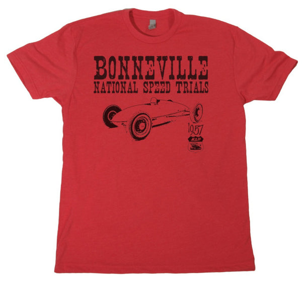 M&P Speed Shop T-Shirt Bonneville National Speed Trials