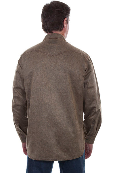 Farthest Point Collection Molesking Jacket Front