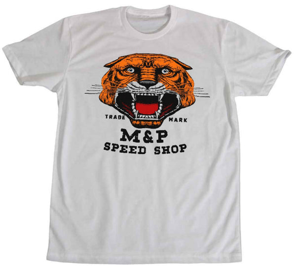 M&P Speed Shop Tiger Tee #272510