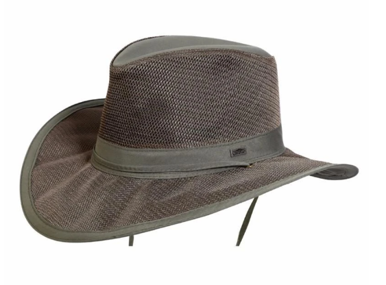 Conner Handmade Hats Lightweight Airflow Olive Y1020