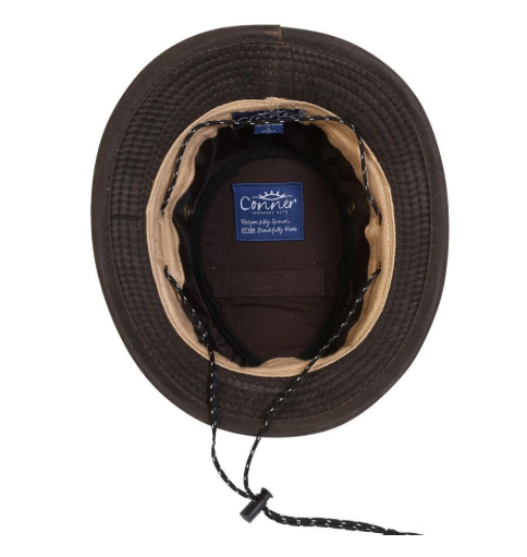 Conner Handmade Hats Jonathan Boater Interior Y1264