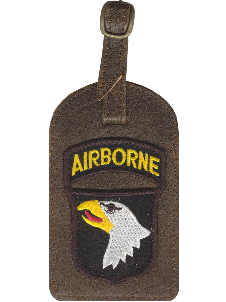 Scully Aero Squadron Luggage Tag