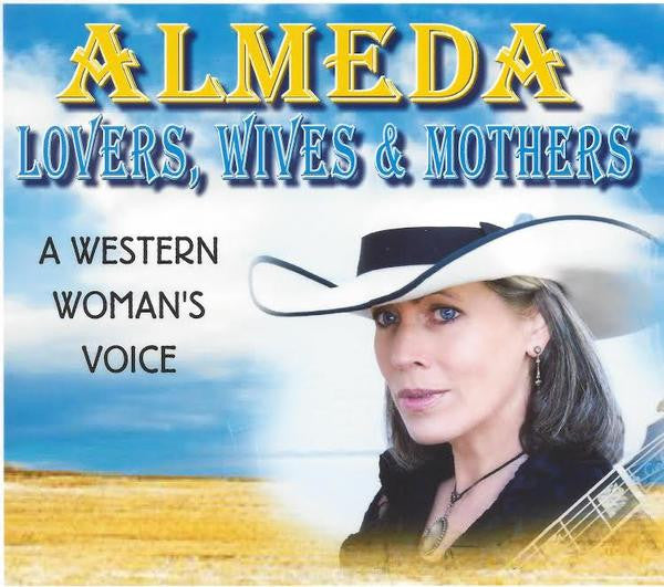 CD Cover Almeda Bradshaw: Loves, Wives & Mothers