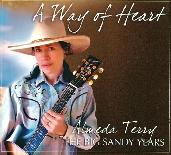 CD Cover Almeda Bradshaw: A Way of Heart: The Big Sandy Years