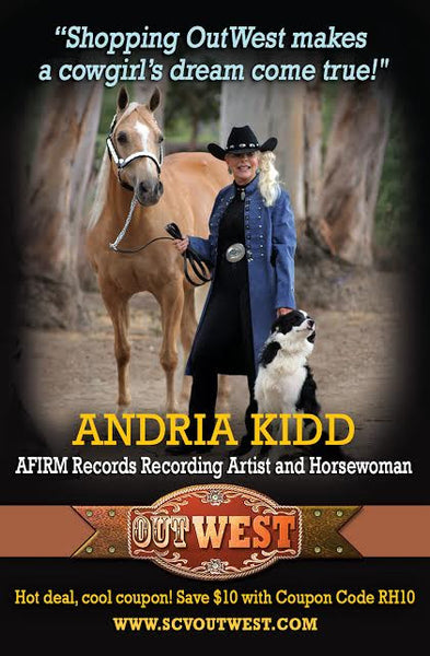 Sespe Sky by Andria Kidd CD Cover