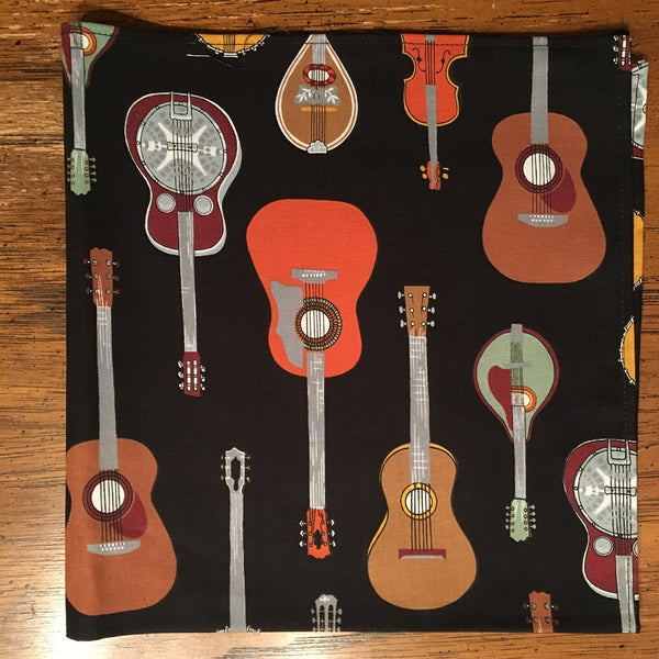Rockmount Ranch Wear Guitars Bandana