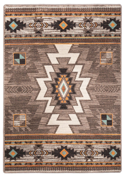 American Dakota Barrel Rug