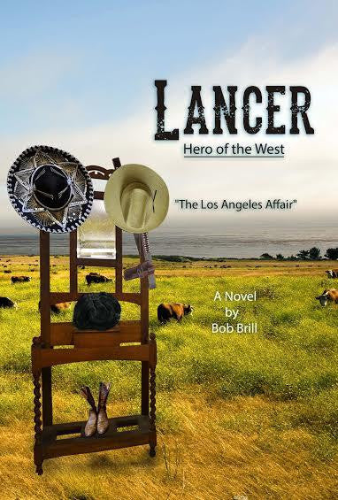 Lancer: The Los Angeles Affair by Bob Brill Front Cover