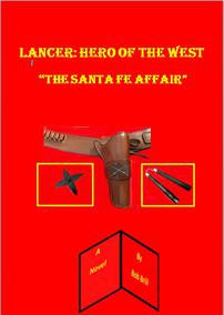 Lancer: The Santa Fe Affair by Bob Brill Cover