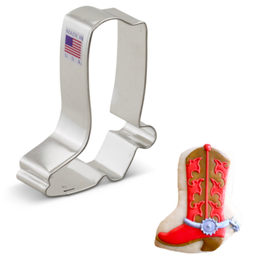 Ann Clark Cookie Cutter Cowboy Boot #151287
